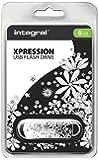 Integral Clé USB 8 Go Xpression FLOWER 2.0