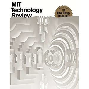 Audible Technology Review, May 2013 | [Technology Review]