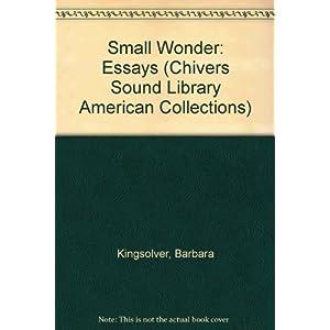 Barbara kingsolver critical essay