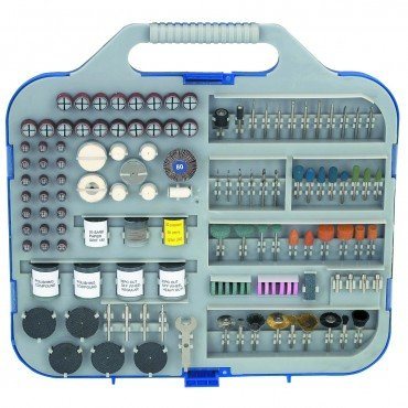 249 Piece Rotary Tool Accessory Set