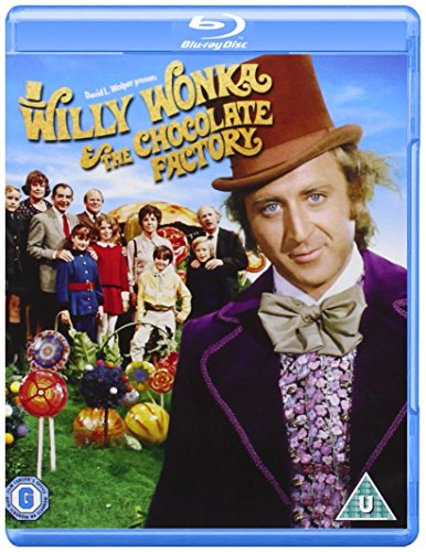 Willy Wonka and the Chocolate Factory [Blu-ray][Region Free]
