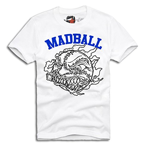 E1SYNDICATE MADBALL T-SHIRT S/M/L/XL HARDCORE EMMURE BORN FROM PAIN