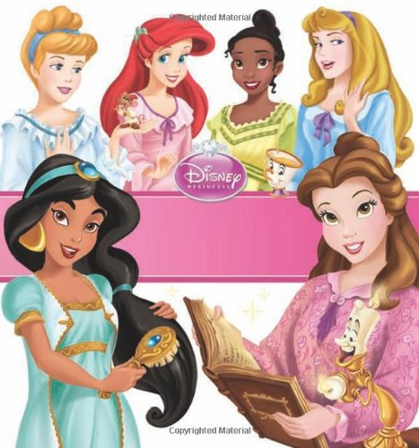 Princess Bedtime Stories (Disney Princess (Disney Press Unnumbered))