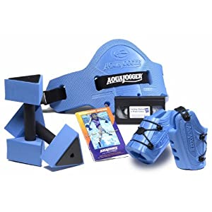 Buy AquaJogger Mens Ladies Complete Fitness System by AQUAJOGGER