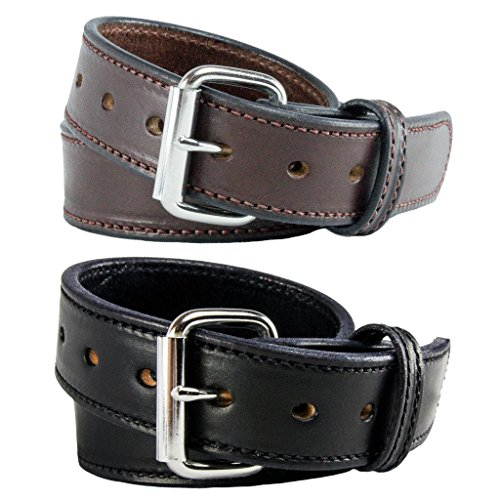 the ultimate concealed carry ccw leather gun belt