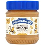 Peanut Butter 7 Co Old Fashioned Smooth Peanut Butter 340g (Pack of 6)by Peanut Butter & Co.