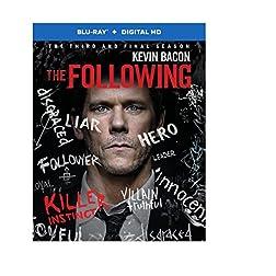 The Following: Season 3 [Blu-ray]