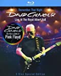 NEW Gilmour David - Remember That Nig...