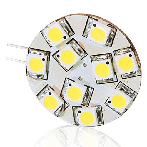 Aurora 2W 8-30V Dc G4 Led Bulb - 3000K (Warm White) Light