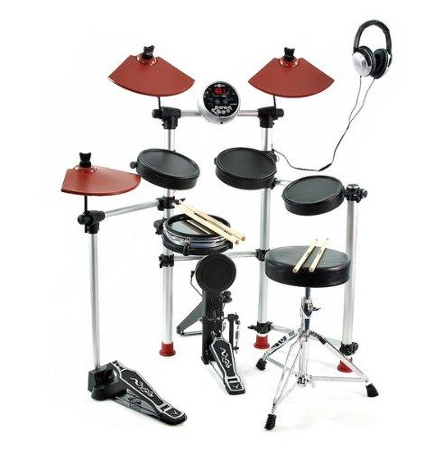 Digital Drums 501 Electronic Drum Kit Package Deal