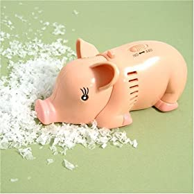 Animal Mini Tabletop Vacuum - Pig