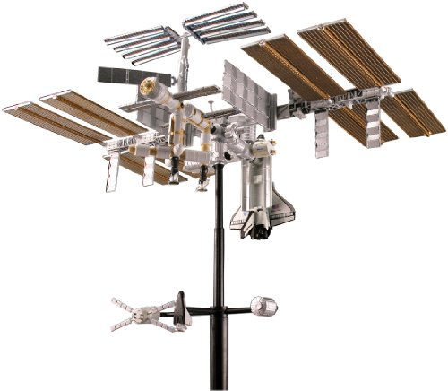 International Space Station -Planning Ver.- (Painted Plastic Model) 1/700 (International Space Station Model compare prices)