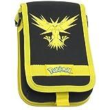 HORI Nintendo 3DS Pokemon Zapdos Travel Pouch - Yellow - 3DS-507U