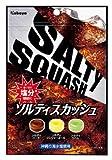 カバヤ食品 ソルティスカッシュ 90g(個装紙込み)×6個