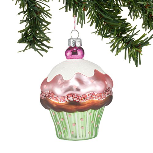 Department 56 Gallery CupCake Christmas Tree Ornament