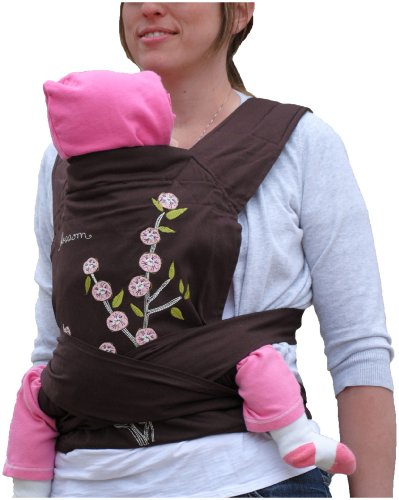 FreeHand Mei Tai Baby Carrier Embroidered Designs, Blossom