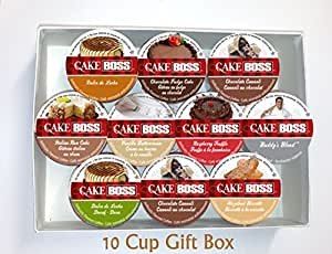 CAKE BOSS COFFEE GIFT BOX GIVEAWAY
