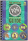 img - for The Official Pog Milkcap Collector's Guide by Shane Derolf (1995-09-28) book / textbook / text book