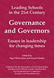 img - for Governance and Governors: Essays in Leadership in Challenging Times (Leading Schools in the 21st Century) book / textbook / text book
