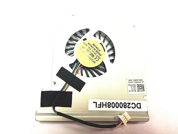 MAXROB Replacement CPU Fan for Dell Latitude E4310 DFS481305MC0T Fan