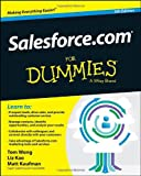Salesforce.com For Dummies (For Dummies (Computer/Tech))
