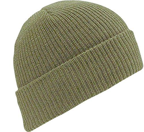 Wigwam Mills Inc F4707 Worsted Wool Watch Cap,One Size,Cream