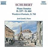 Schubert Klaviersonate und Fantasie Jando