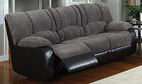 Jagger-Grey-Sofa_Jagger Dual Reclining Sofa
