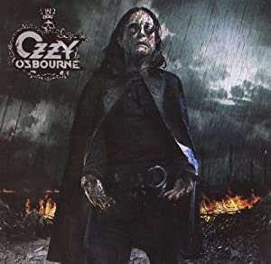 Black Rain (Includes Bonus Ozzfest Ticket Offer) by Epic