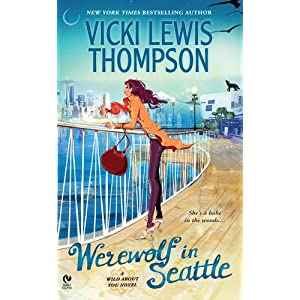Werewolf in Seattle: A Wild About You Novel