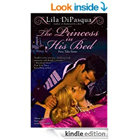 The Princess in His Bed (Fiery Tales Series)