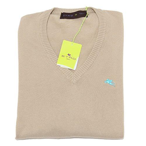 33631 maglione ETRO MILANO COTONE maglia uomo sweater mencotone [S]