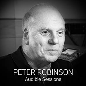 FREE: Audible Sessions with Peter Robinson Speech