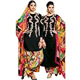 Patiyala Straight Shalwar Kameez Suit Wedding Ethnic Dress Sexy Women Festival Collection