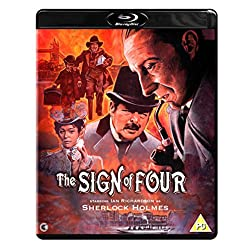 Sign of Four [Blu-ray]