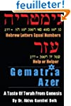 Gematria Azer - A Taste Of Torah From...