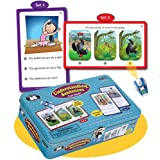 Understanding Sentences Fun Deck With Secret Decoder - Super Duper Educational Learning Toy For Kids