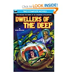 Dwellers of the Deep & Night of the Long Knives by Don Wilcox and Fritz Leiber