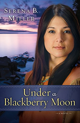 Under a Blackberry Moon (Thorndike Christian Romance)