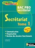SECRÉTARIAT - Communication - Organisation - Gestion des dossiers fonctionnels