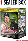 2017 Topps Baseball Factory Sealed 10 Pack Box - Fanatics Authentic Certified - Baseball Wax Packs