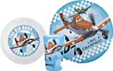 Zak Designs Disney Planes Plastic Plate/Bowl and Tumbler Gift Set
