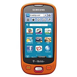 Samsung Fire Cell Phone
