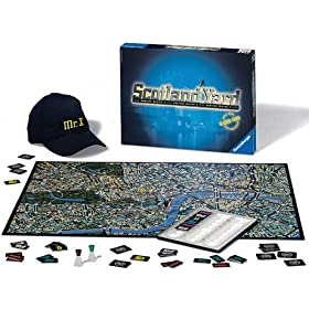 Scotland Yard board game!
