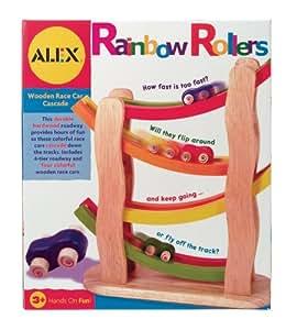 Alex Toys Rainbow Rollers