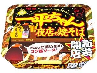 明星 一平ちゃん夜店の焼そば 135g (6入り)