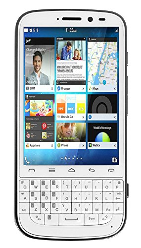 Cyrus Chat Touch and Keyboad Mobile phone in White Colour