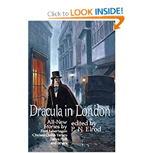 Dracula in London by P. N. Elrod