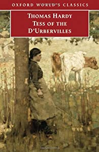 Cover of &quot;Tess of the d'Urbervilles (Oxfo...