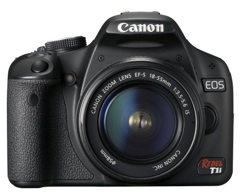 Canon EOS Rebel T1i 15.1 Reviews